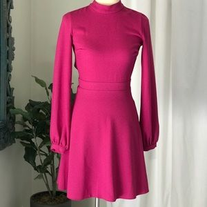 NWT ASOS Long Sleeve Sexy Dress